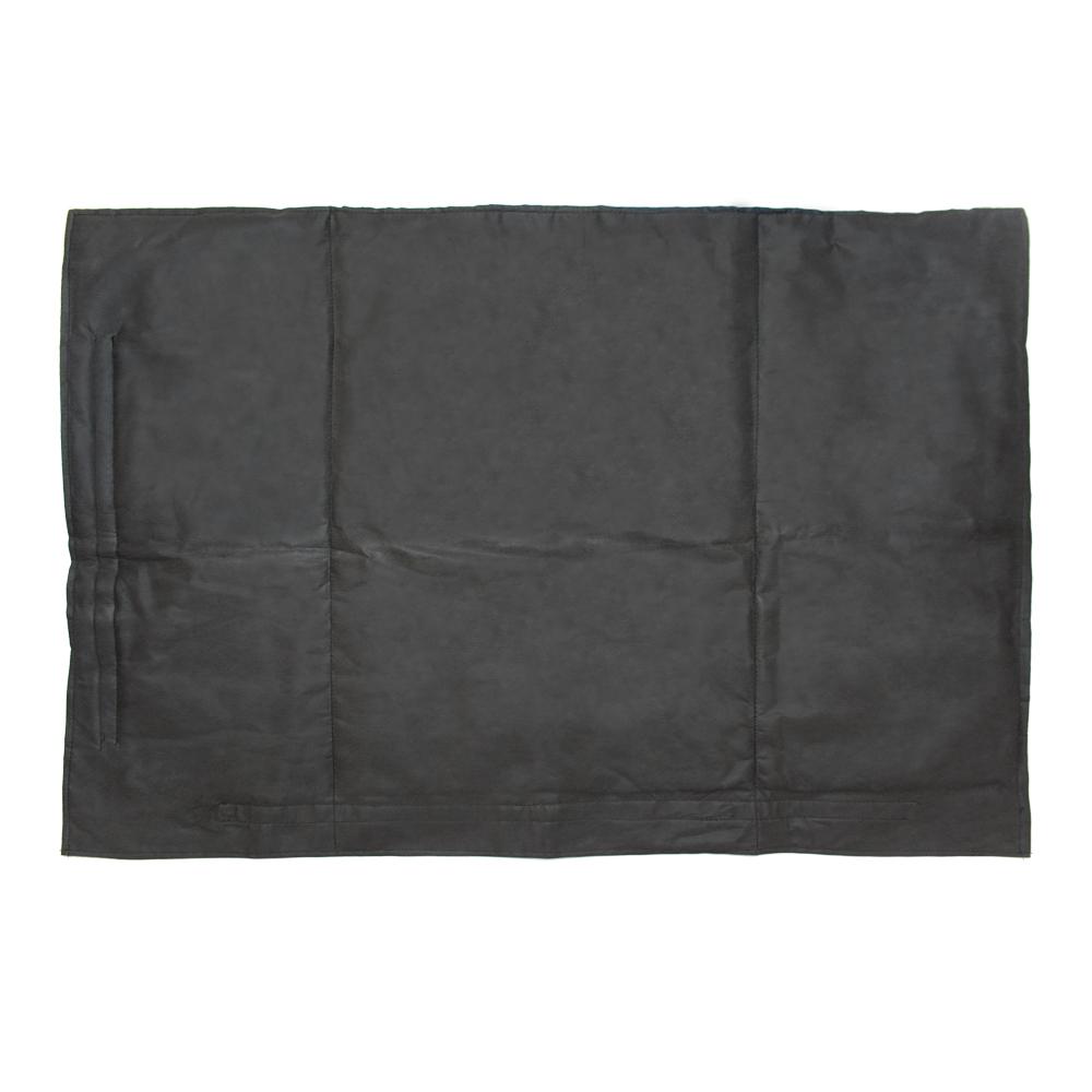 Накидка защитная PHANTOM на бампер43640Накидка на бампер предназначена для защиты одежды от грязи, а бампера от царапин. Не заменима для проведения мелкого ремонта, замены деталей, погрузке и выгрузке багажа. Полиэстер, спанбондРазмер 70*100 см