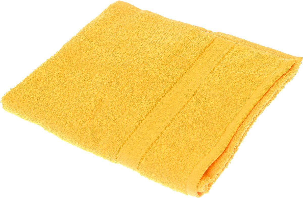 Полотенце махровое Aisha Home Textile Колосок, цвет: желтый, 50 х 90 см68/5/4Полотенце Aisha Home Textile Колосок выполнено из натуральной махровой ткани (100% хлопок). Изделие отлично впитывает влагу, быстро сохнет, сохраняет яркость цвета и не теряет форму даже после многократных стирок. Полотенце очень практично и неприхотливо в уходе. Оно станет достойным выбором для вас и приятным подарком для ваших близких.