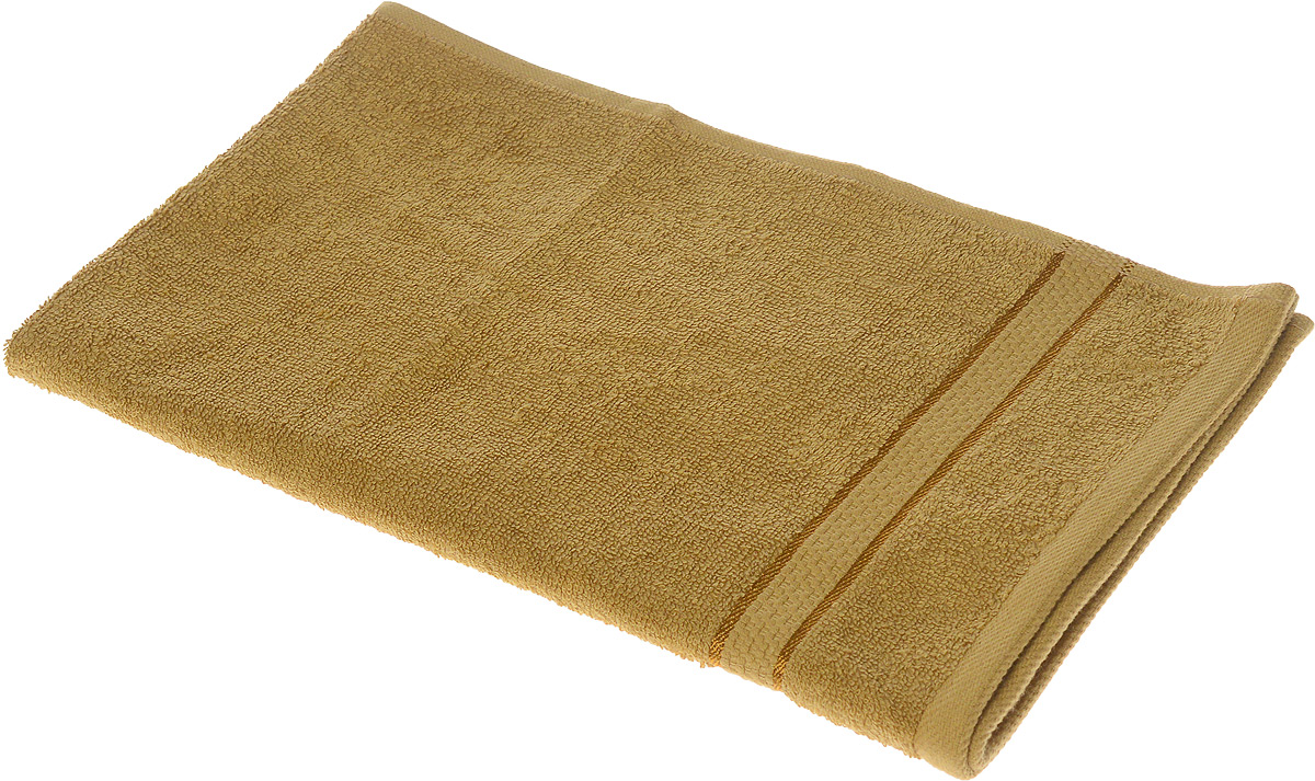 Полотенце махровое Aisha Home Textile Классика, цвет: коричневый, 40 х 70 см2857014-L39Полотенце Aisha Home Textile Классика выполнено из натуральной махровой ткани (100% хлопок). Изделие отлично впитывает влагу, быстро сохнет, сохраняет яркость цвета и не теряет форму даже после многократных стирок. Полотенце очень практично и неприхотливо в уходе. Оно станет достойным выбором для вас и приятным подарком для ваших близких.