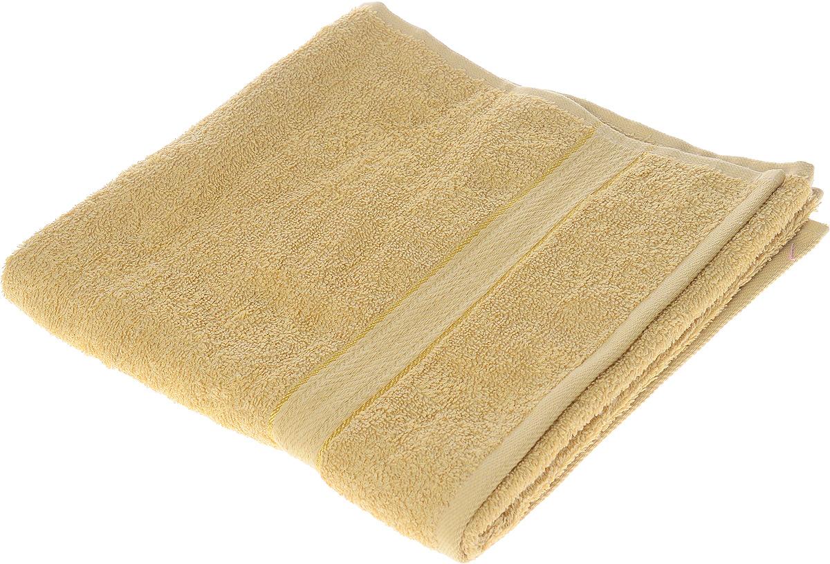 Полотенце махровое Osborn Textile Колосок, цвет: кофе с молоком, 50 х 90 см68/5/3Полотенце Osborn Textile Колосок выполнено из натуральной махровой ткани (100% хлопок). Изделие отлично впитывает влагу, быстро сохнет, сохраняет яркость цвета и не теряет форму даже после многократных стирок. Полотенце очень практично и неприхотливо в уходе. Оно станет достойным выбором для вас и приятным подарком для ваших близких.