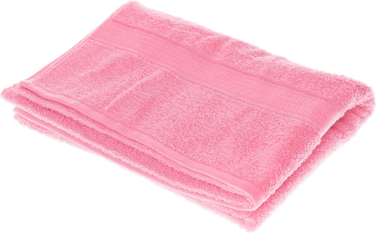 Полотенце махровое Aisha Home Textile Колосок, цвет: розовый, 70 х 140 см1004900000360Полотенце Aisha Home Textile Колосок выполнено из натуральной махровой ткани (100% хлопок). Изделие отлично впитывает влагу, быстро сохнет, сохраняет яркость цвета и не теряет форму даже после многократных стирок. Полотенце очень практично и неприхотливо в уходе. Оно создаст прекрасное настроение и украсит интерьер в ванной комнате.