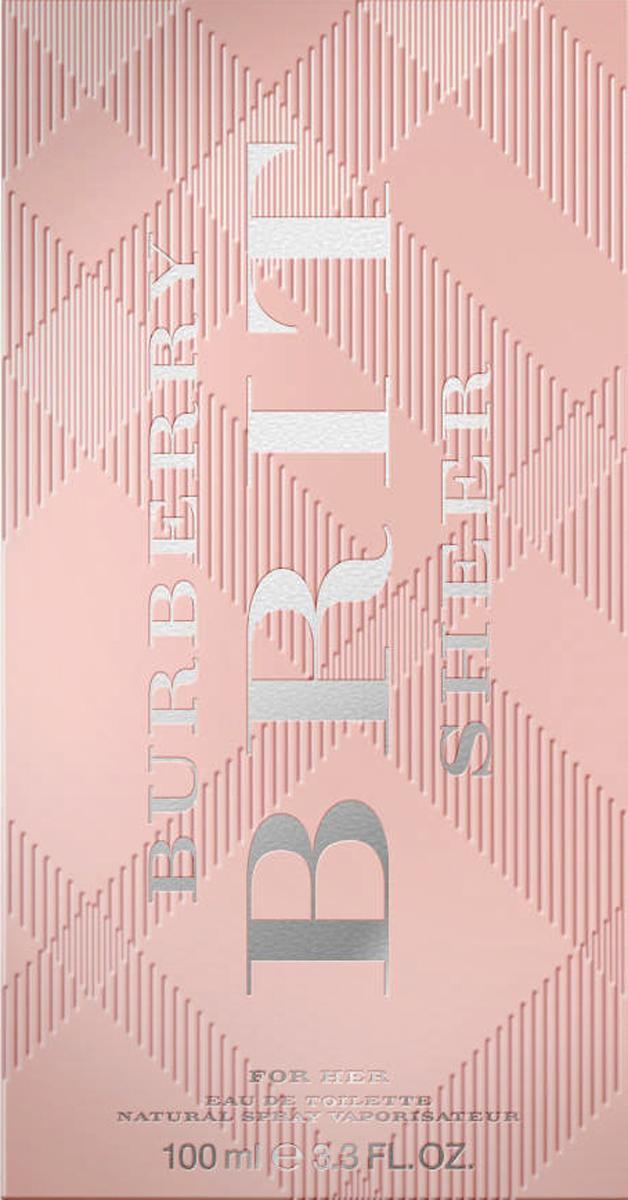 Burberry Brit Sheer Woman Туалетная вода, 100 мл0737052430515Автор аромата - Emilie Coppermann. Парфюм был разработан для воплощениеюного и жизнерадостного настроения Burberry Brit, а также для того, чтобыподчеркнуть индивидуальность и редкую харизму женщины, для которой былсоздан этот аромат. Цветочно-фруктовая композиция очень нежная, веселая исвежая.Этот парфюм - воплощение молодого духа Burberry.Классификация аромата: Цветочные. Мускус, мандарин, древесина, груша, пион, ананас (листья), личи, юзу, душистый горошек, виноград, персик (цветок).Туалетная вода - один из самых популярных видов парфюмернойпродукции. Туалетная вода содержит 4-10%парфюмерного экстракта.Главные достоинства данного типа продукции заключаются в доступной цене,разнообразии форматов (как правило, 30, 50, 75, 100 мл), удобствеиспользования (чаще всего - спрей). Идеальна для дневного использования.Товар сертифицирован.