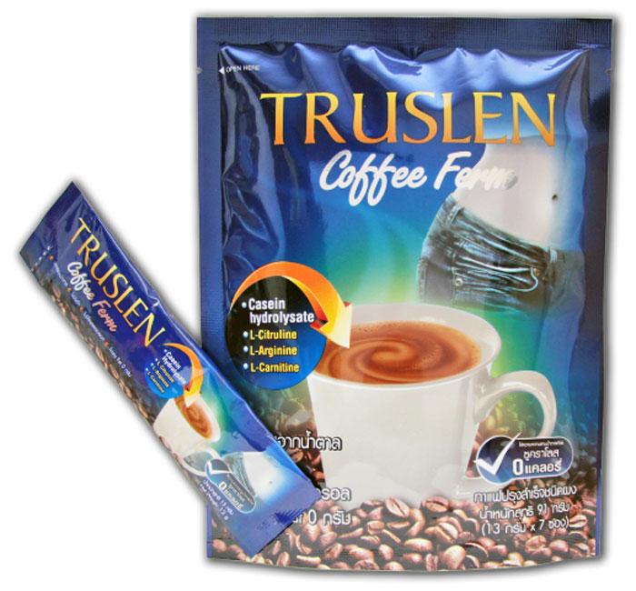 Truslen Coffee Ferm кофейный напиток, 7 шт