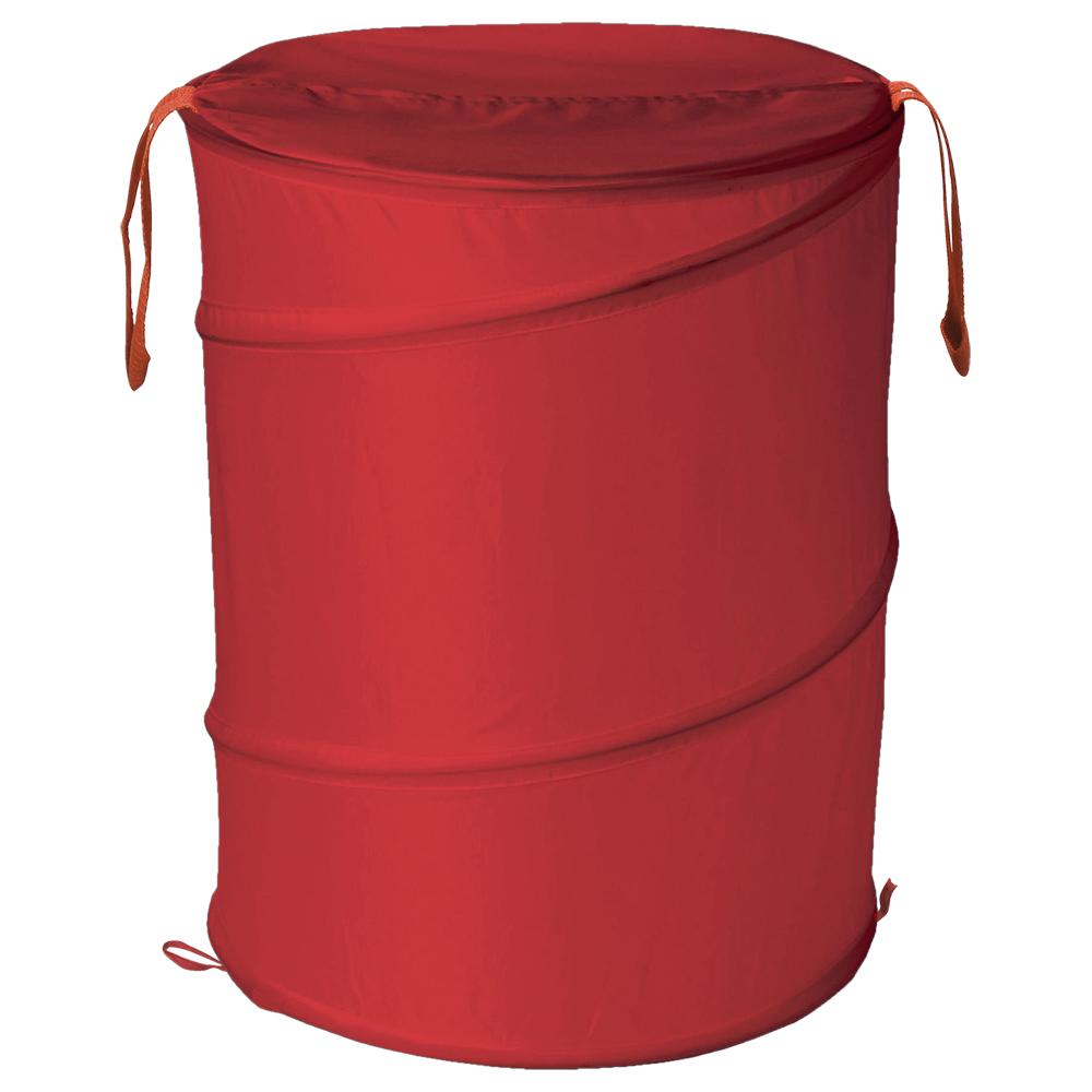 Корзина для белья Artmoon Peppy, складнаяS03301004ARTMOON PEPPPY Складная корзина для белья, объем 57Л. Размеры:37O*52 см, , Компактна в сложенном виде. Материал: полиэстер. Упаковка: пленка со вкладышем.