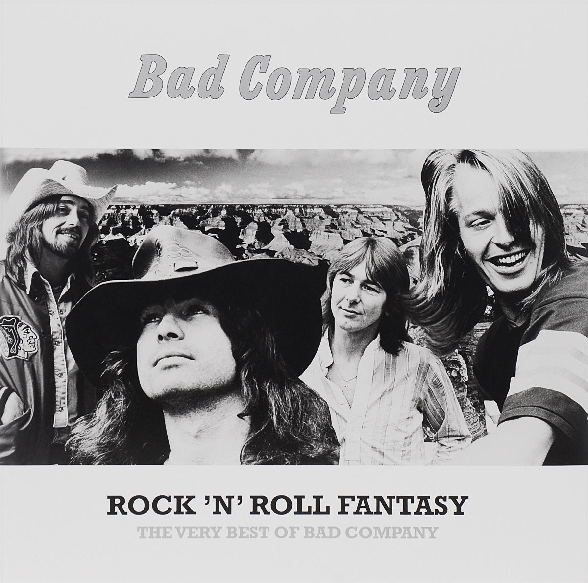 """Bad Company"" Bad Company. Rock 'N' Roll Fantasy. The Very Best Of Bad Company (2 LP)"