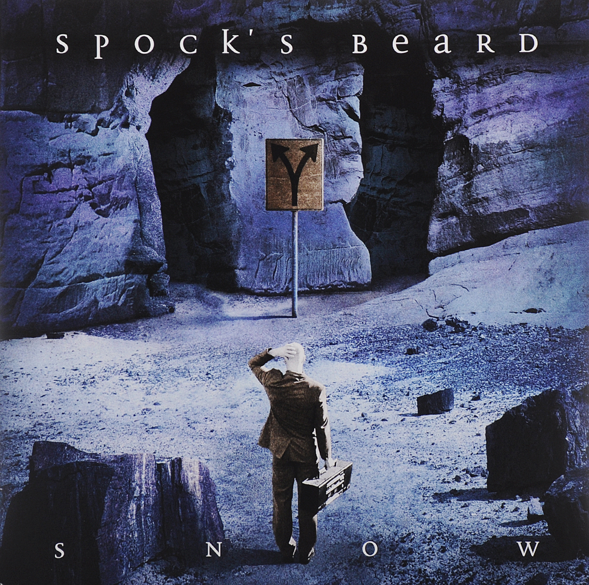 Spock's Beard Spock's Beard. Snow (3 LP + 2 CD)