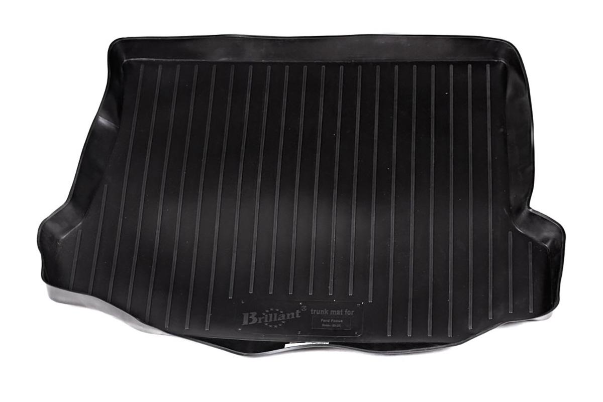 Коврик в багажник Ford Focus sd (98-05) полиуретанCA-3505Коврики производятся индивидуально для каждой модели автомобиля из современного и экологически чистого материала, точно повторяют геометрию пола автомобиля, имеют высокий борт от 4 см до 6 см., обладают повышенной износоустойчивостью, антискользящими свойствами, лишены резкого запаха, сохраняют свои потребительские свойства в широком диапазоне температур (-50 +80 С).