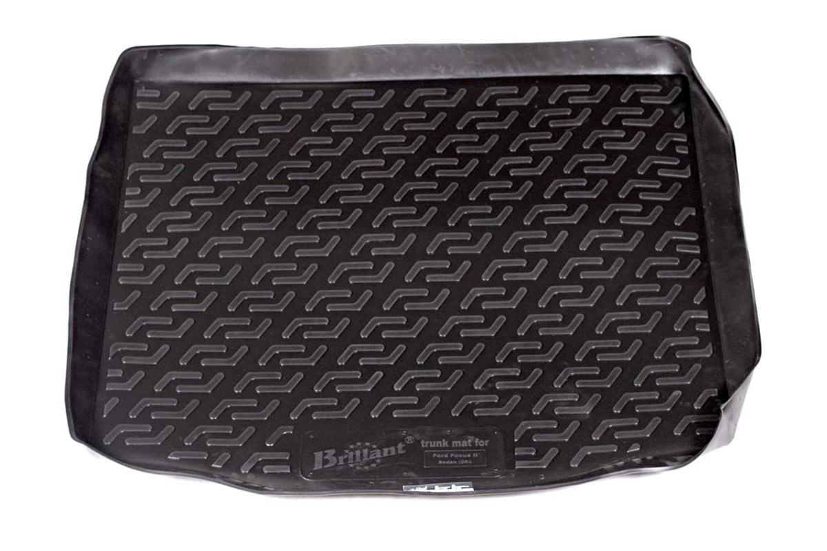 Коврик в багажник Ford Focus II sd (05-) полиуретанВетерок 2ГФКоврики производятся индивидуально для каждой модели автомобиля из современного и экологически чистого материала, точно повторяют геометрию пола автомобиля, имеют высокий борт от 4 см до 6 см., обладают повышенной износоустойчивостью, антискользящими свойствами, лишены резкого запаха, сохраняют свои потребительские свойства в широком диапазоне температур (-50 +80 С).