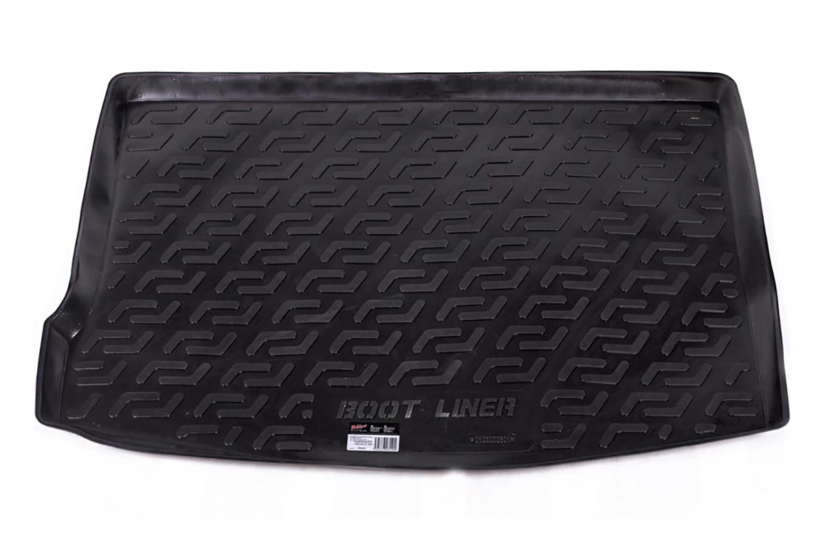 Коврик в багажник Ford Focus II hb (08-) полиуретан0129030101Коврики производятся индивидуально для каждой модели автомобиля из современного и экологически чистого материала, точно повторяют геометрию пола автомобиля, имеют высокий борт от 4 см до 6 см., обладают повышенной износоустойчивостью, антискользящими свойствами, лишены резкого запаха, сохраняют свои потребительские свойства в широком диапазоне температур (-50 +80 С).