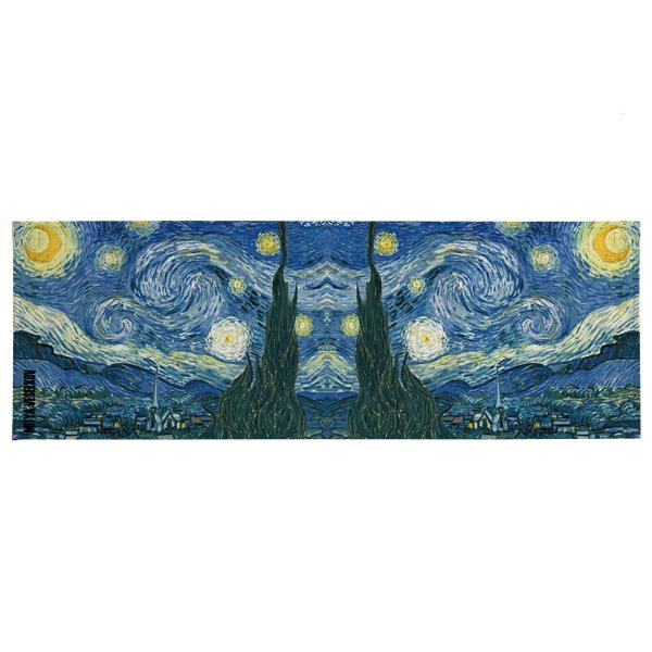 Обложка для студенческого билета Mitya Veselkov Ван Гог Звездная ночь, цвет: синий. STUDAK40BM8434-58AEОригинальная обложка для студенческого билета Ван Гог Звездная ночь выполнена из натуральной кожи и оформлена оригинальным принтом.Внутри размещены два кармашка из ПВХ.Стильная обложка для студенческого билета поможет сохранить внешний вид ваших документов, а также станет стильным аксессуаром, идеально подходящим к вашему образу.