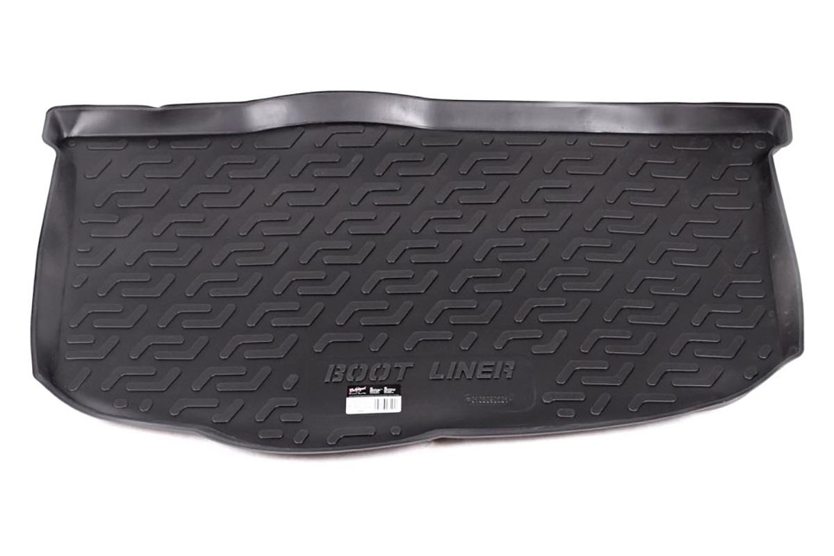 Коврик в багажник L.Locker, для Kia Soul (09-) comfort/luxeВетерок 2ГФКоврик L.Locker производится индивидуально для каждой модели автомобиля из современного и экологически чистого материала. Изделие точно повторяют геометрию пола автомобиля, имеет высокий борт, обладает повышенной износоустойчивостью, антискользящими свойствами, лишен резкого запаха и сохраняет свои потребительские свойства в широком диапазоне температур (от -50°С до +80°С).