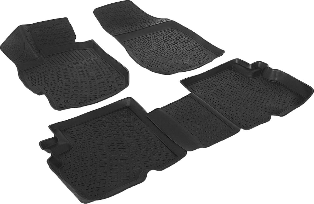 Набор автомобильных ковриков L.Locker Nissan Almera IV 2013, в салон, 4 шт80621Набор L.Locker Mitsubishi Lancer 2007-, изготовленный из полиуретана, состоит из 4 антискользящих ковриков, которые производятся индивидуально для каждой модели автомобиля. Изделие точно повторяет геометрию пола автомобиля, имеет высокий борт, обладает повышенной износоустойчивостью, лишено резкого запаха и сохраняет свои потребительские свойства в широком диапазоне температур от -50°С до +50°С.Комплектация: 4 шт.Размер ковриков: 57 см х 53 см, 85 см х 53 см, 84 см х 51 см, 81 см х 55 см.