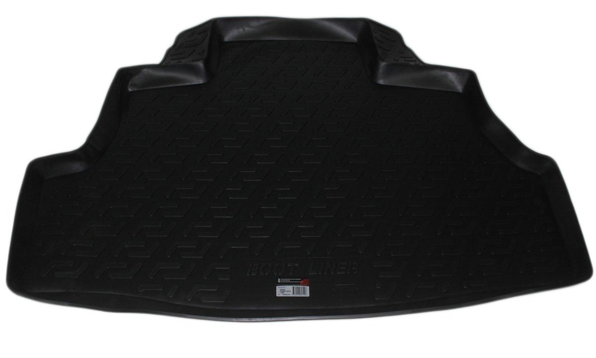 Коврик в багажник L.Locker, для Nissan Almera sd (-06)21395598Коврик L.Locker производится индивидуально для каждой модели автомобиля из современного и экологически чистого материала. Изделие точно повторяют геометрию пола автомобиля, имеет высокий борт, обладает повышенной износоустойчивостью, антискользящими свойствами, лишен резкого запаха и сохраняет свои потребительские свойства в широком диапазоне температур (от -50°С до +80°С).