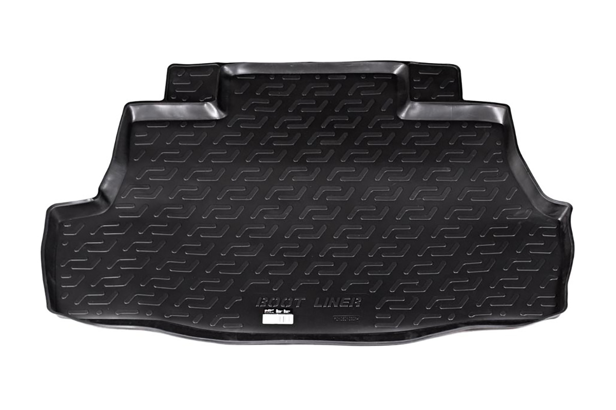 Коврик в багажник L.Locker, для Nissan Almera classic (06-)Ветерок 2ГФКоврик L.Locker производится индивидуально для каждой модели автомобиля из современного и экологически чистого материала. Изделие точно повторяют геометрию пола автомобиля, имеет высокий борт, обладает повышенной износоустойчивостью, антискользящими свойствами, лишен резкого запаха и сохраняет свои потребительские свойства в широком диапазоне температур (от -50°С до +80°С).