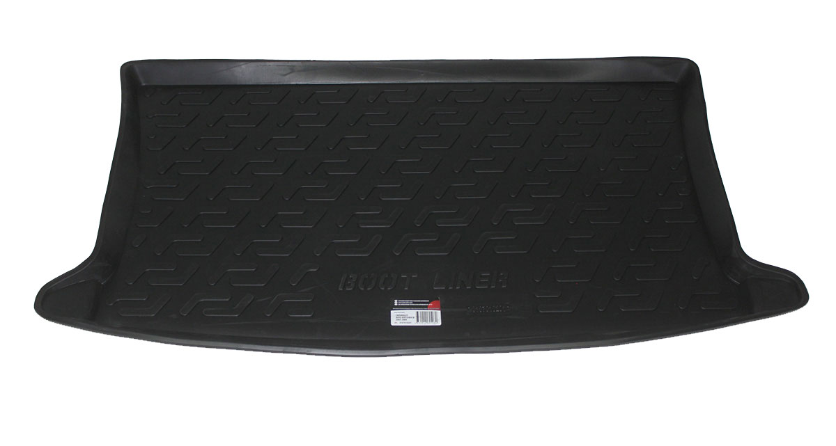 Коврик в багажник L.Locker, для Chevrolet Aveo hb (03-06)F0152431LDКоврик L.Locker производится индивидуально для каждой модели автомобиля из современного и экологически чистого материала. Изделие точно повторяют геометрию пола автомобиля, имеет высокий борт, обладает повышенной износоустойчивостью, антискользящими свойствами, лишен резкого запаха и сохраняет свои потребительские свойства в широком диапазоне температур (от -50°С до +80°С).