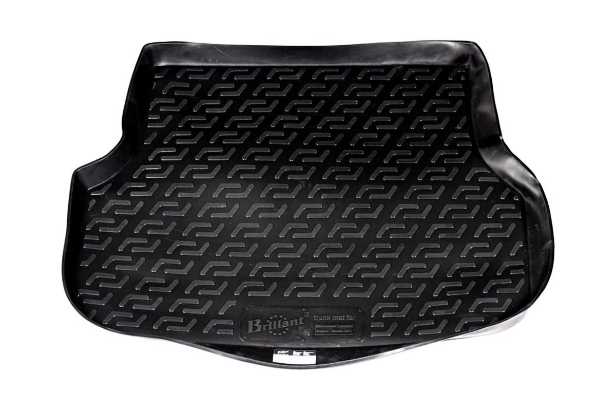 Коврик в багажник L.Locker, для Chevrolet Lacetti wg (04-)LGT.38.10.B13Коврик L.Locker производится индивидуально для каждой модели автомобиля из современного и экологически чистого материала. Изделие точно повторяют геометрию пола автомобиля, имеет высокий борт, обладает повышенной износоустойчивостью, антискользящими свойствами, лишен резкого запаха и сохраняет свои потребительские свойства в широком диапазоне температур (от -50°С до +80°С).