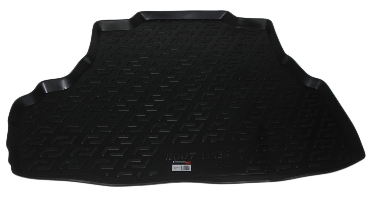 Коврик в багажник L.Locker, для Chevrolet Evanda sd (04-)Ветерок 2ГФКоврик L.Locker производится индивидуально для каждой модели автомобиля из современного и экологически чистого материала. Изделие точно повторяют геометрию пола автомобиля, имеет высокий борт, обладает повышенной износоустойчивостью, антискользящими свойствами, лишен резкого запаха и сохраняет свои потребительские свойства в широком диапазоне температур (от -50°С до +80°С).
