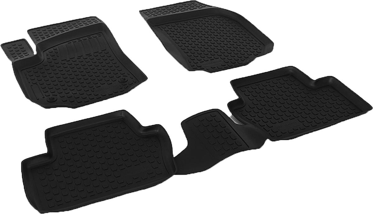 Набор автомобильных ковриков L.Locker для Opel Zafira (05-), в салон, 4 шт0204040101Коврики L.Locker производятся индивидуально для каждой модели автомобиля из современного и экологически чистого материала, точно повторяют геометрию пола автомобиля, имеют высокий борт от 3 см до 4 см, обладают повышенной износоустойчивостью, антискользящими свойствами, лишены резкого запаха, сохраняют свои потребительские свойства в широком диапазоне температур (от -50°С до +80°С).
