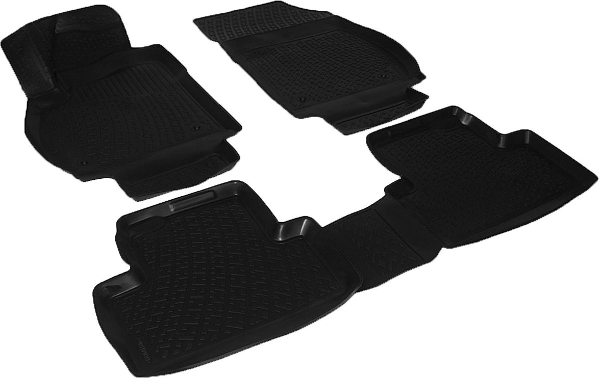 Коврики в салон автомобиля L.Locker, для Opel Zafira C (12-)Ветерок 2ГФКоврики L.Locker производятся индивидуально для каждой модели автомобиля из современного и экологически чистого материала. Изделия точно повторяют геометрию пола автомобиля, имеют высокий борт, обладают повышенной износоустойчивостью, антискользящими свойствами, лишены резкого запаха и сохраняют свои потребительские свойства в широком диапазоне температур (от -50°С до +80°С). Рисунок ковриков специально спроектирован для уменьшения скольжения ног водителя и имеет достаточную глубину, препятствующую свободному перемещению жидкости и грязи на поверхности. Одновременно с этим рисунок не создает дискомфорта при вождении автомобиля. Водительский ковер с предустановленными креплениями фиксируется на штатные места в полу салона автомобиля. Новая технология системы креплений герметична, не дает влаге и грязи проникать внутрь через крепеж на обшивку пола.