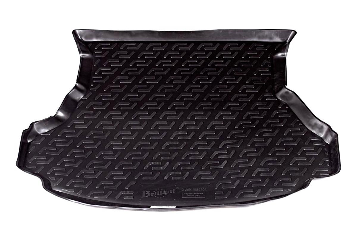 Коврик в багажник L.Locker, для Toyota Avensis sd (09-)VT-1520(SR)Коврик L.Locker производится индивидуально для каждой модели автомобиля из современного и экологически чистого материала. Изделие точно повторяют геометрию пола автомобиля, имеет высокий борт, обладает повышенной износоустойчивостью, антискользящими свойствами, лишен резкого запаха и сохраняет свои потребительские свойства в широком диапазоне температур (от -50°С до +80°С).