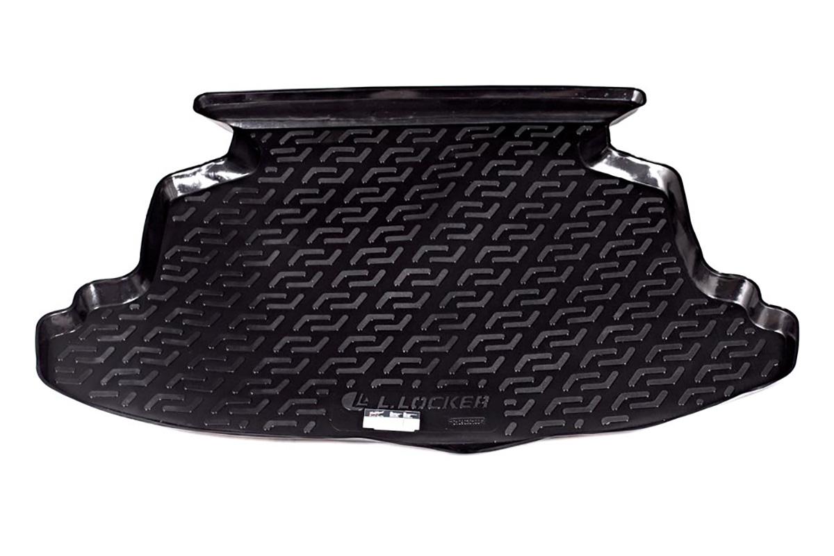 Коврик в багажник L.Locker, для Toyota Corolla sd (02-07)WT-CD37Коврик L.Locker производится индивидуально для каждой модели автомобиля из современного и экологически чистого материала. Изделие точно повторяют геометрию пола автомобиля, имеет высокий борт, обладает повышенной износоустойчивостью, антискользящими свойствами, лишен резкого запаха и сохраняет свои потребительские свойства в широком диапазоне температур (от -50°С до +80°С).