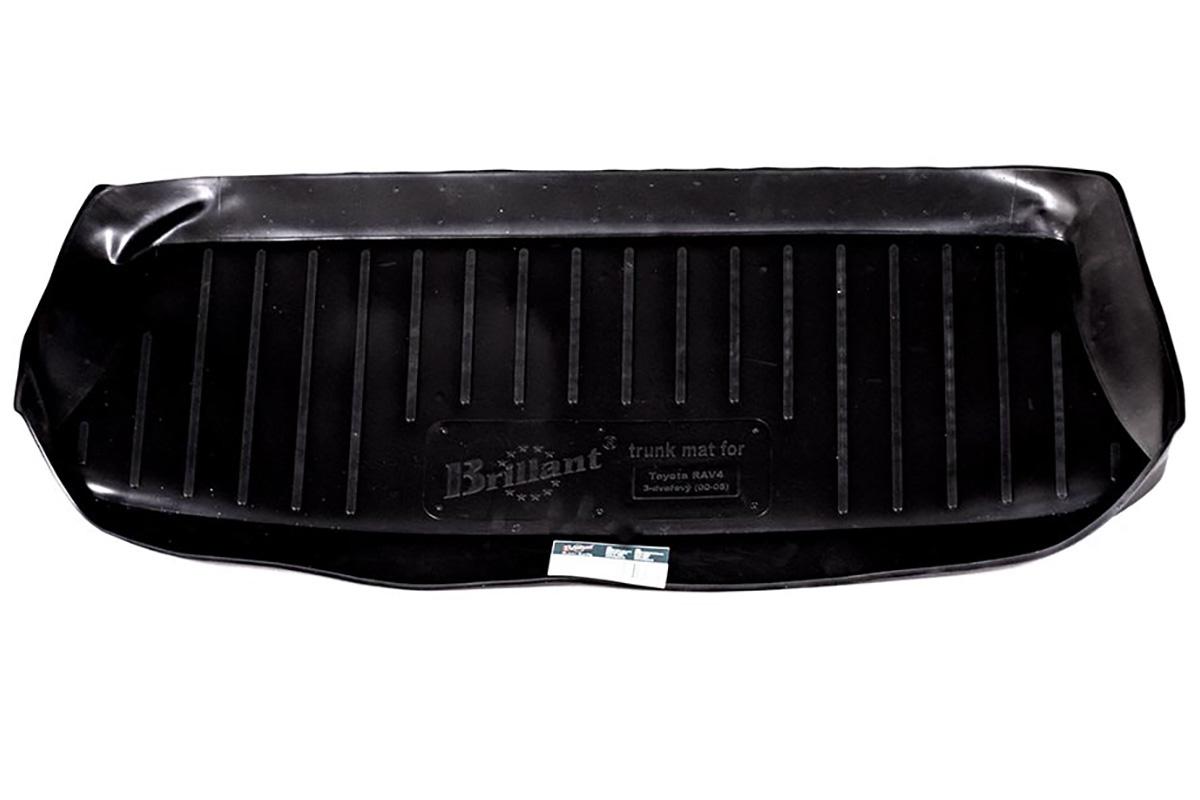 Коврик в багажник Toyota RAV4 3dr. (00-05) полиуретанFA-5125-1 BlueКоврики производятся индивидуально для каждой модели автомобиля из современного и экологически чистого материала, точно повторяют геометрию пола автомобиля, имеют высокий борт от 4 см до 6 см., обладают повышенной износоустойчивостью, антискользящими свойствами, лишены резкого запаха, сохраняют свои потребительские свойства в широком диапазоне температур (-50 +80 С).
