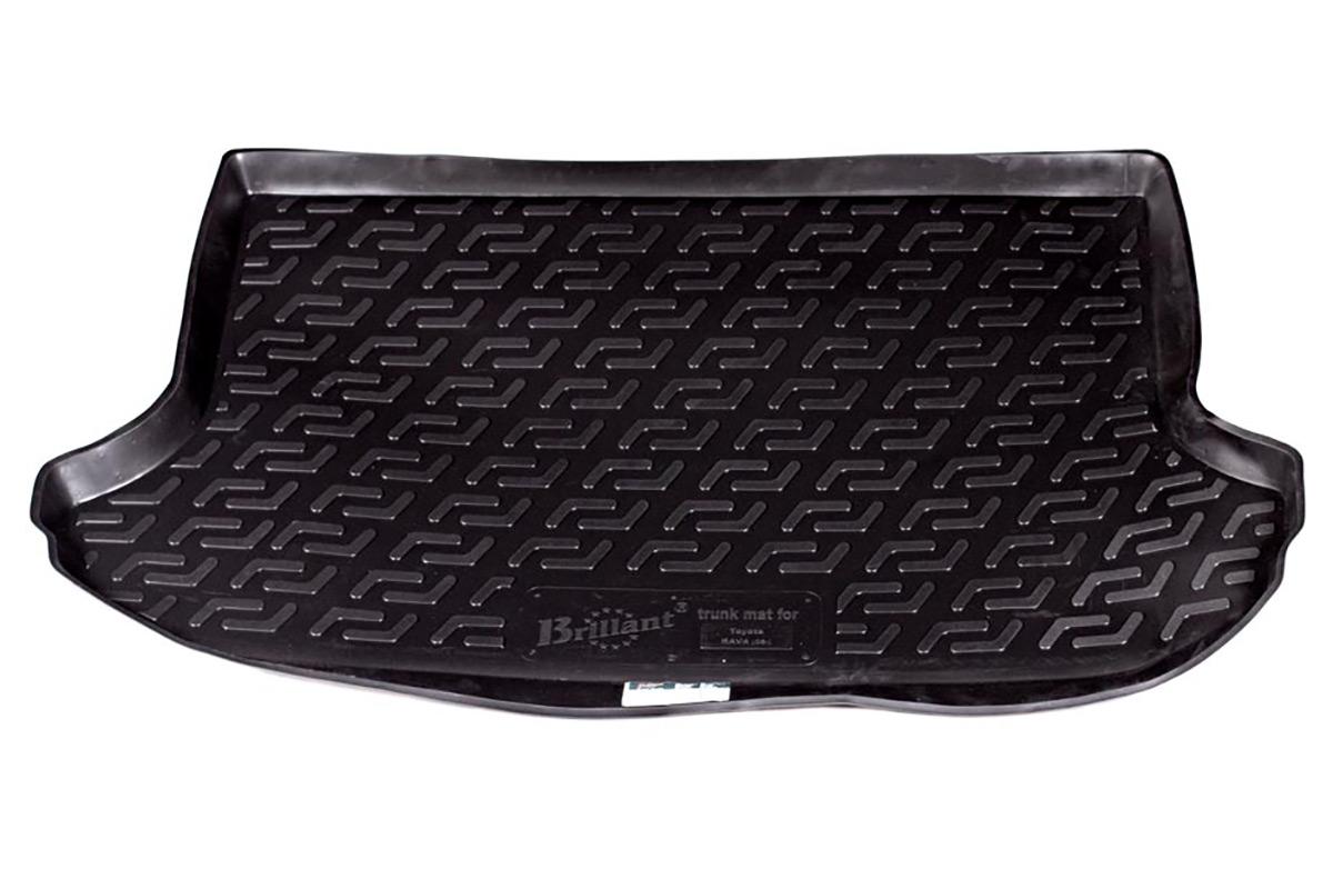 Коврик в багажник Toyota RAV4 (08-) полиуретан21395598Коврики производятся индивидуально для каждой модели автомобиля из современного и экологически чистого материала, точно повторяют геометрию пола автомобиля, имеют высокий борт от 4 см до 6 см., обладают повышенной износоустойчивостью, антискользящими свойствами, лишены резкого запаха, сохраняют свои потребительские свойства в широком диапазоне температур (-50 +80 С).
