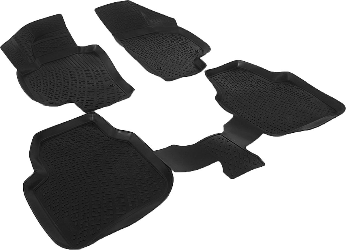 Коврики в салон автомобиля L.Locker, для Skoda Superb (08-)Ветерок 2ГФКоврики L.Locker производятся индивидуально для каждой модели автомобиля из современного и экологически чистого материала. Изделия точно повторяют геометрию пола автомобиля, имеют высокий борт, обладают повышенной износоустойчивостью, антискользящими свойствами, лишены резкого запаха и сохраняют свои потребительские свойства в широком диапазоне температур (от -50°С до +80°С). Рисунок ковриков специально спроектирован для уменьшения скольжения ног водителя и имеет достаточную глубину, препятствующую свободному перемещению жидкости и грязи на поверхности. Одновременно с этим рисунок не создает дискомфорта при вождении автомобиля. Водительский ковер с предустановленными креплениями фиксируется на штатные места в полу салона автомобиля. Новая технология системы креплений герметична, не дает влаге и грязи проникать внутрь через крепеж на обшивку пола.