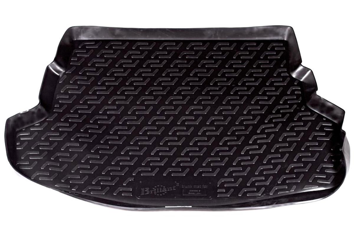 Коврик в багажник L.Locker, для Mazda 6 sd (02-)Ветерок 2ГФКоврик L.Locker производится индивидуально для каждой модели автомобиля из современного и экологически чистого материала. Изделие точно повторяют геометрию пола автомобиля, имеет высокий борт, обладает повышенной износоустойчивостью, антискользящими свойствами, лишен резкого запаха и сохраняет свои потребительские свойства в широком диапазоне температур (от -50°С до +80°С).