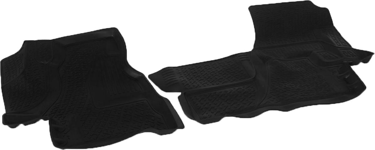 Коврики в салон автомобиля L.Locker, для Mercedes-Benz Sprinter Classic (13-)F0152431LDКоврики L.Locker производятся индивидуально для каждой модели автомобиля из современного и экологически чистого материала. Изделия точно повторяют геометрию пола автомобиля, имеют высокий борт, обладают повышенной износоустойчивостью, антискользящими свойствами, лишены резкого запаха и сохраняют свои потребительские свойства в широком диапазоне температур (от -50°С до +80°С). Рисунок ковриков специально спроектирован для уменьшения скольжения ног водителя и имеет достаточную глубину, препятствующую свободному перемещению жидкости и грязи на поверхности. Одновременно с этим рисунок не создает дискомфорта при вождении автомобиля. Водительский ковер с предустановленными креплениями фиксируется на штатные места в полу салона автомобиля. Новая технология системы креплений герметична, не дает влаге и грязи проникать внутрь через крепеж на обшивку пола.