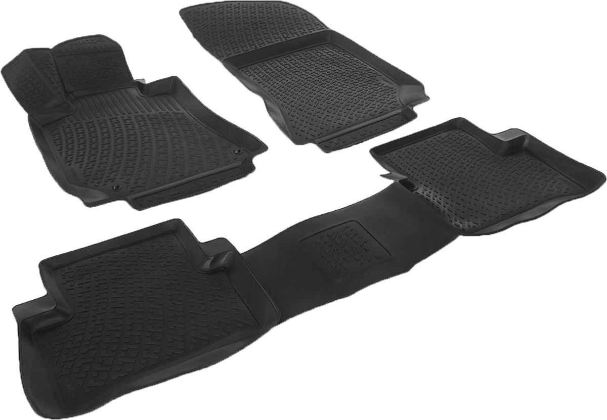 Коврики в салон автомобиля L.Locker, для Mercedes-Benz E-klasse (W212) (09-)21395599Коврики L.Locker производятся индивидуально для каждой модели автомобиля из современного и экологически чистого материала. Изделия точно повторяют геометрию пола автомобиля, имеют высокий борт, обладают повышенной износоустойчивостью, антискользящими свойствами, лишены резкого запаха и сохраняют свои потребительские свойства в широком диапазоне температур (от -50°С до +80°С). Рисунок ковриков специально спроектирован для уменьшения скольжения ног водителя и имеет достаточную глубину, препятствующую свободному перемещению жидкости и грязи на поверхности. Одновременно с этим рисунок не создает дискомфорта при вождении автомобиля. Водительский ковер с предустановленными креплениями фиксируется на штатные места в полу салона автомобиля. Новая технология системы креплений герметична, не дает влаге и грязи проникать внутрь через крепеж на обшивку пола.