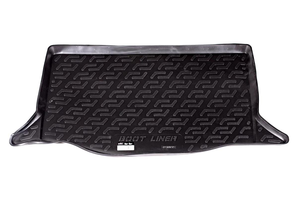 Коврик в багажник L.Locker, для Honda Jazz II (08-)F0156110LAКоврик L.Locker производится индивидуально для каждой модели автомобиля из современного и экологически чистого материала. Изделие точно повторяют геометрию пола автомобиля, имеет высокий борт, обладает повышенной износоустойчивостью, антискользящими свойствами, лишен резкого запаха и сохраняет свои потребительские свойства в широком диапазоне температур (от -50°С до +80°С).