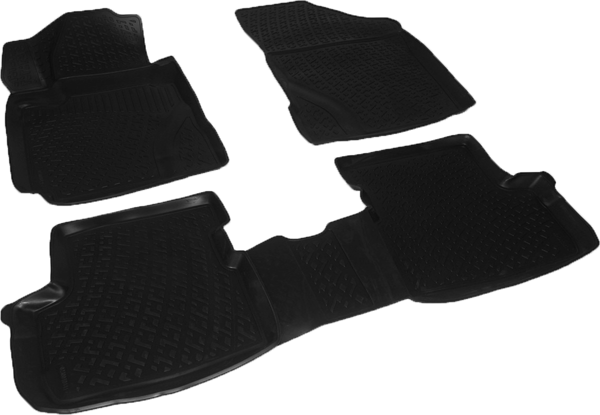 Коврики в салон автомобиля L.Locker, для Great Wall Hover M4 (13-)Ветерок 2ГФКоврики L.Locker производятся индивидуально для каждой модели автомобиля из современного и экологически чистого материала. Изделия точно повторяют геометрию пола автомобиля, имеют высокий борт, обладают повышенной износоустойчивостью, антискользящими свойствами, лишены резкого запаха и сохраняют свои потребительские свойства в широком диапазоне температур (от -50°С до +80°С). Рисунок ковриков специально спроектирован для уменьшения скольжения ног водителя и имеет достаточную глубину, препятствующую свободному перемещению жидкости и грязи на поверхности. Одновременно с этим рисунок не создает дискомфорта при вождении автомобиля. Водительский ковер с предустановленными креплениями фиксируется на штатные места в полу салона автомобиля. Новая технология системы креплений герметична, не дает влаге и грязи проникать внутрь через крепеж на обшивку пола.