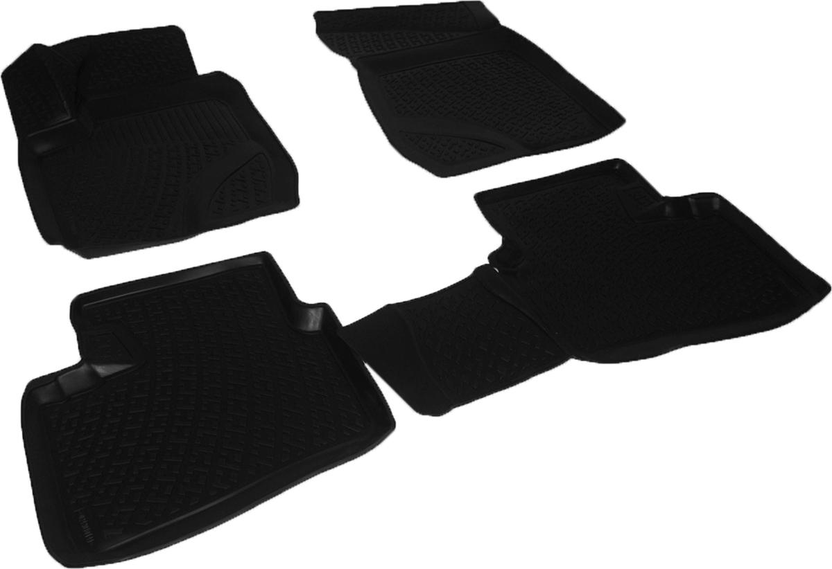 Коврики в салон автомобиля L.Locker, для Changan Eado (11-)ABS-14,4 Sli BMCКоврики L.Locker производятся индивидуально для каждой модели автомобиля из современного и экологически чистого материала. Изделия точно повторяют геометрию пола автомобиля, имеют высокий борт, обладают повышенной износоустойчивостью, антискользящими свойствами, лишены резкого запаха и сохраняют свои потребительские свойства в широком диапазоне температур (от -50°С до +80°С). Рисунок ковриков специально спроектирован для уменьшения скольжения ног водителя и имеет достаточную глубину, препятствующую свободному перемещению жидкости и грязи на поверхности. Одновременно с этим рисунок не создает дискомфорта при вождении автомобиля. Водительский ковер с предустановленными креплениями фиксируется на штатные места в полу салона автомобиля. Новая технология системы креплений герметична, не дает влаге и грязи проникать внутрь через крепеж на обшивку пола.