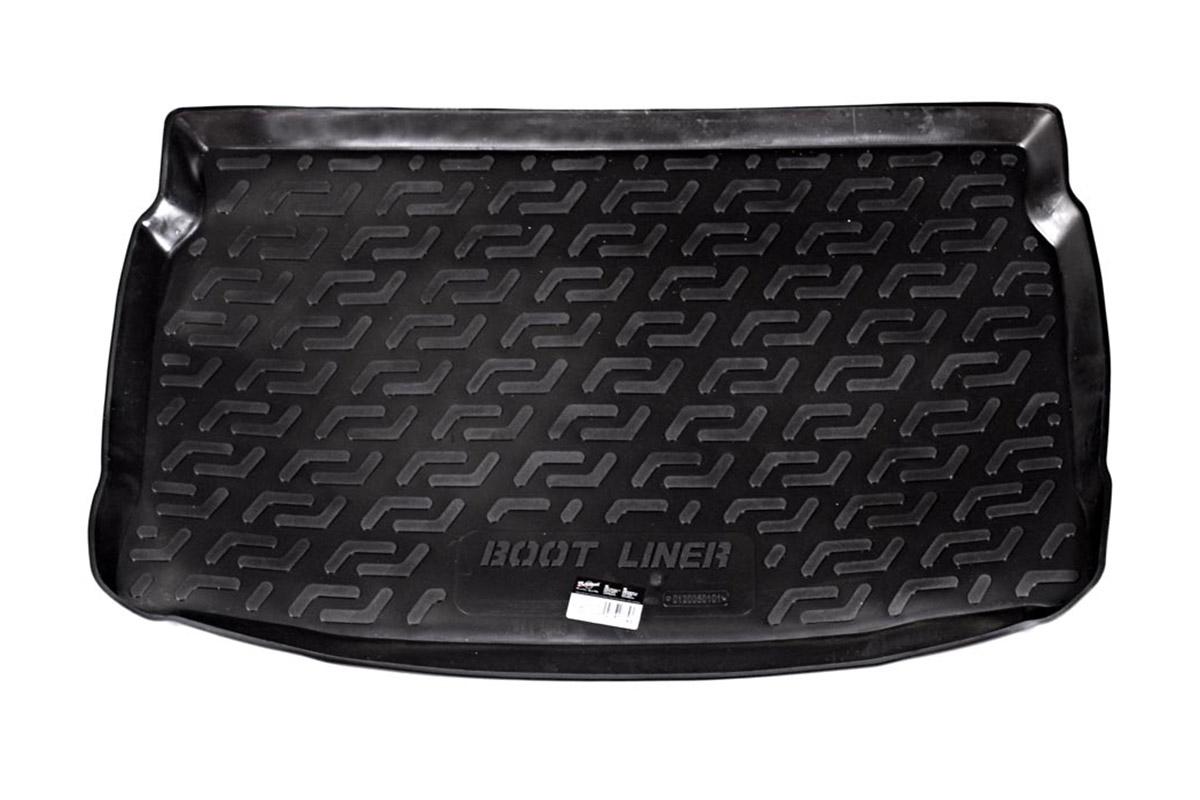 Коврик в багажник L.Locker, для Peugeot 207 hb (06-)CARPGT00N30Коврик L.Locker производится индивидуально для каждой модели автомобиля из современного и экологически чистого материала. Изделие точно повторяют геометрию пола автомобиля, имеет высокий борт, обладает повышенной износоустойчивостью, антискользящими свойствами, лишен резкого запаха и сохраняет свои потребительские свойства в широком диапазоне температур (от -50°С до +80°С).
