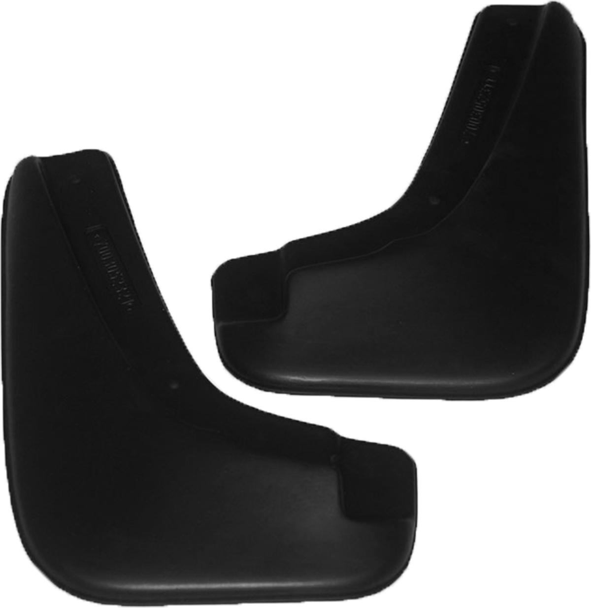 Комплект передних брызговиков L.Locker, для Kia Cerato (09-)4620019034603Брызговики L.Locker изготовлены из высококачественного полиуретана. Уникальный состав брызговиков допускает их эксплуатацию в широком диапазоне температур: от -50°С до +80°С. Эффективно защищают кузов автомобиля от грязи и воды - формируют аэродинамический поток воздуха, создаваемый при движении вокруг кузова таким образом, чтобы максимально уменьшить образование грязевой измороси, оседающей на автомобиле. Разработаны индивидуально для каждой модели автомобиля, с эстетической точки зрения брызговики являются завершением колесной арки.