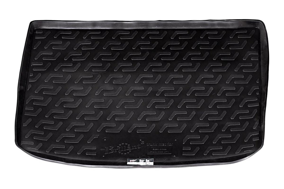 """Коврик в багажник """"L.Locker"""", для Seat Altea Freetrack (07-)"""