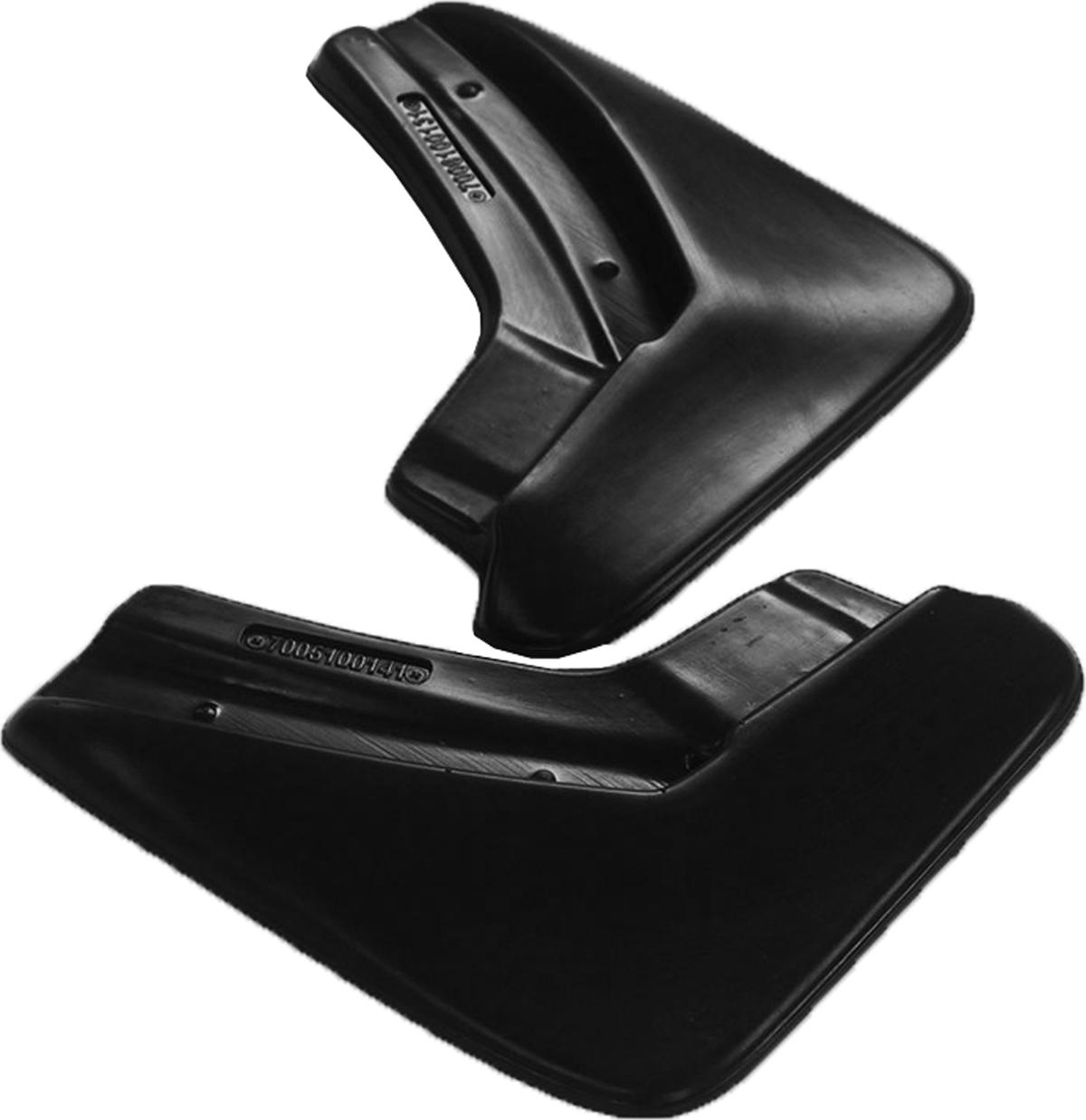 Комплект задних брызговиков L.Locker, для Renault Koleos (08-)7011012551Брызговики L.Locker изготовлены из высококачественного полиуретана. Уникальный состав брызговиков допускает их эксплуатацию в широком диапазоне температур: от -50°С до +80°С. Эффективно защищают кузов автомобиля от грязи и воды - формируют аэродинамический поток воздуха, создаваемый при движении вокруг кузова таким образом, чтобы максимально уменьшить образование грязевой измороси, оседающей на автомобиле. Разработаны индивидуально для каждой модели автомобиля, с эстетической точки зрения брызговики являются завершением колесной арки.