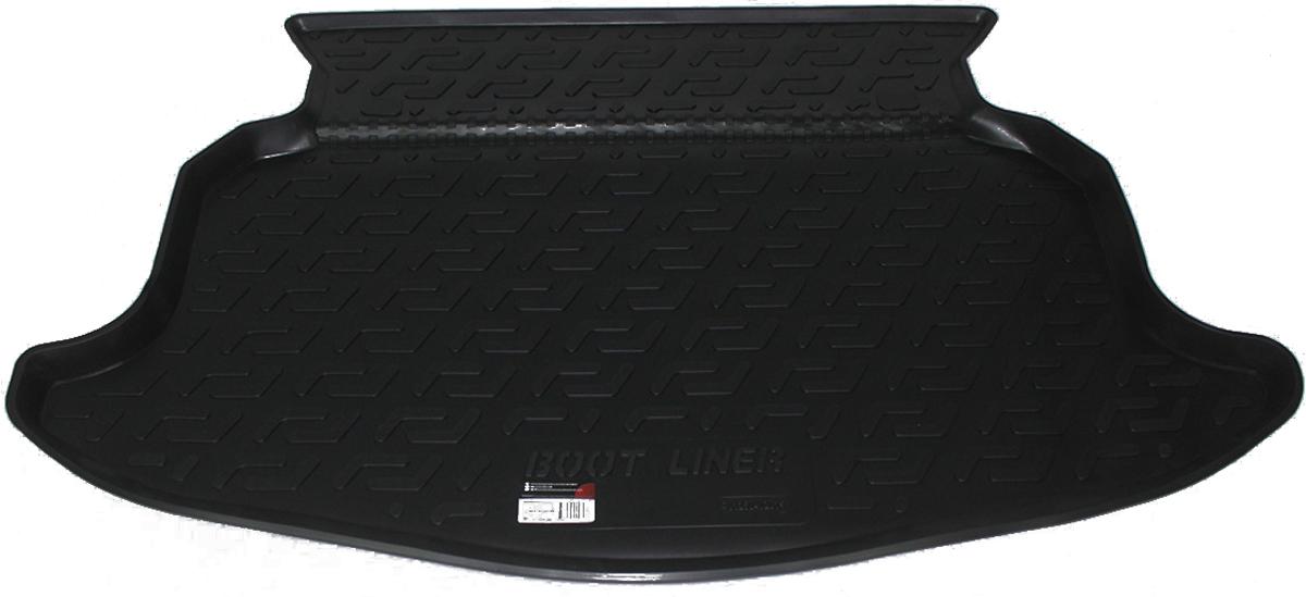 Коврик в багажник L.Locker, для Geely Emgrand EC7 hb (11-)WT-CD37Коврик L.Locker производится индивидуально для каждой модели автомобиля из современного и экологически чистого материала. Изделие точно повторяют геометрию пола автомобиля, имеет высокий борт, обладает повышенной износоустойчивостью, антискользящими свойствами, лишен резкого запаха и сохраняет свои потребительские свойства в широком диапазоне температур (от -50°С до +80°С).