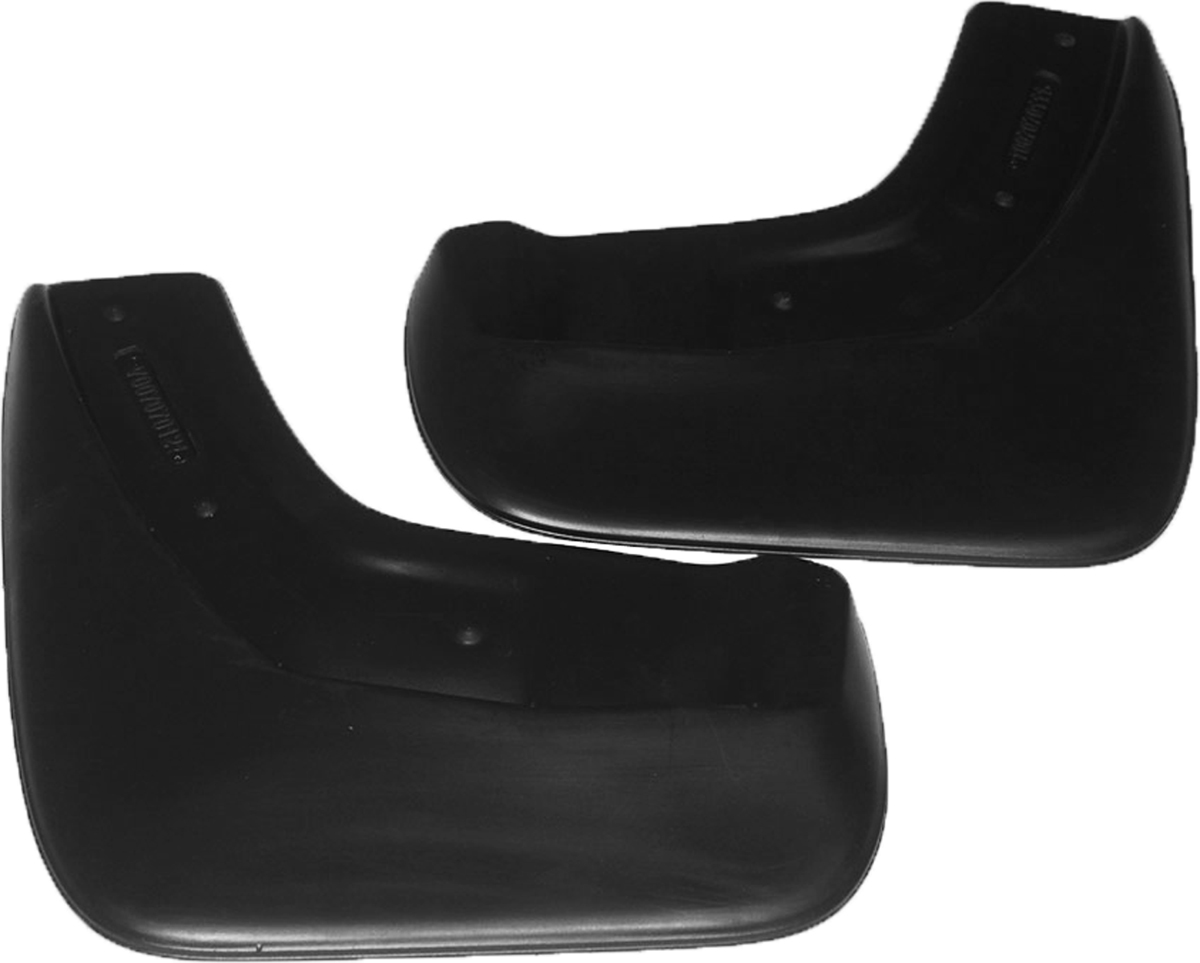 Комплект передних брызговиков L.Locker, для Chevrolet Captiva (06-)1004900000360Брызговики L.Locker изготовлены из высококачественного полиуретана. Уникальный состав брызговиков допускает их эксплуатацию в широком диапазоне температур: от -50°С до +80°С. Эффективно защищают кузов автомобиля от грязи и воды - формируют аэродинамический поток воздуха, создаваемый при движении вокруг кузова таким образом, чтобы максимально уменьшить образование грязевой измороси, оседающей на автомобиле. Разработаны индивидуально для каждой модели автомобиля, с эстетической точки зрения брызговики являются завершением колесной арки.