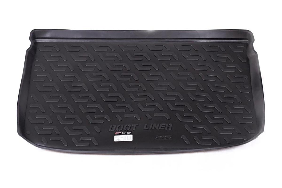 Коврик автомобильный L.Locker для Mercedes-Benz A-klasse (169) (08-), в багажник0213010301Коврики L.Locker производятся индивидуально для каждой модели автомобиля из современного и экологически чистого материала, точно повторяют геометрию пола автомобиля, имеют высокий борт от 4 см до 6 см, обладают повышенной износоустойчивостью, антискользящими свойствами, лишены резкого запаха, сохраняют свои потребительские свойства в широком диапазоне температур (от -50°С до +80°С).