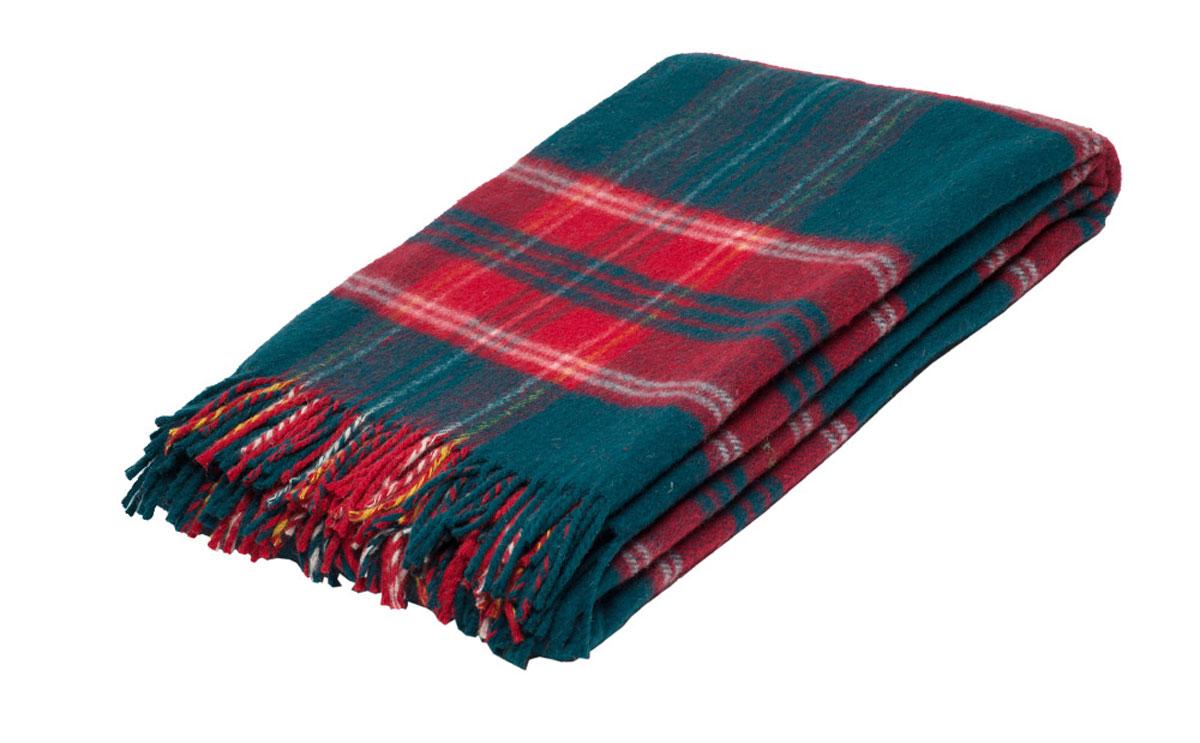 Плед Торговый Дом Руно Шотландия, 140 х 200 см. 1-281-140 (41)4630003364517Мягкий плед Руно Шотландия, выполненный из натуральной кроссбредной овечьей шерсти, добавит комнате уюта и согреет в прохладные дни. Удобный размер этого очаровательного изделия позволит использовать его и как одеяло, и как покрывало для кресла или софы.Плед Руно Шотландия украсит интерьер любой комнаты и станет отличным подарком друзьям и близким!Размер пледа: 140 x 200 см.