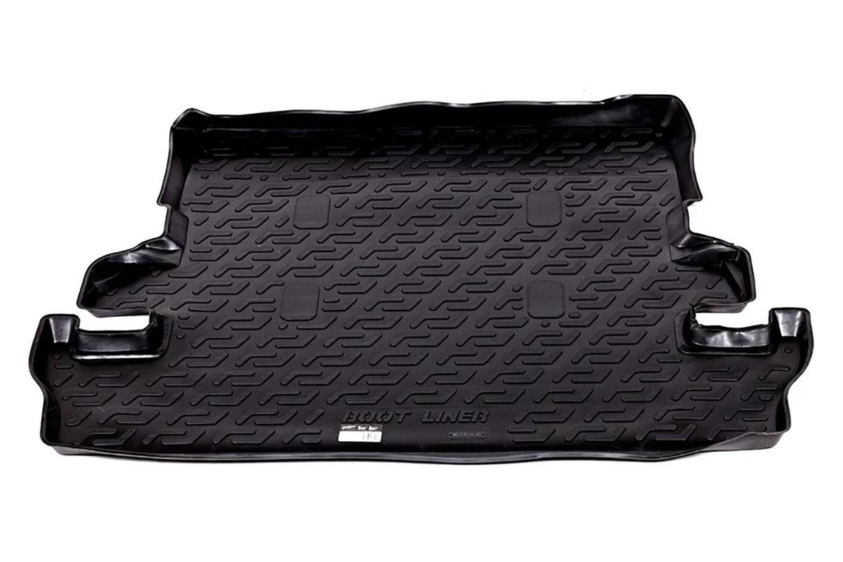 Коврик в багажник L.Locker, для Lexus LX 570 (07-)Ветерок 2ГФКоврик L.Locker производится индивидуально для каждой модели автомобиля из современного и экологически чистого материала. Изделие точно повторяют геометрию пола автомобиля, имеет высокий борт, обладает повышенной износоустойчивостью, антискользящими свойствами, лишен резкого запаха и сохраняет свои потребительские свойства в широком диапазоне температур (от -50°С до +80°С).