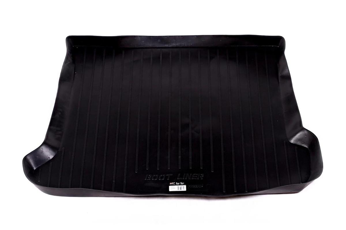Коврик в багажник Lexus GX 470 (02-) полиуретан80621Коврики производятся индивидуально для каждой модели автомобиля из современного и экологически чистого материала, точно повторяют геометрию пола автомобиля, имеют высокий борт от 4 см до 6 см., обладают повышенной износоустойчивостью, антискользящими свойствами, лишены резкого запаха, сохраняют свои потребительские свойства в широком диапазоне температур (-50 +80 С).