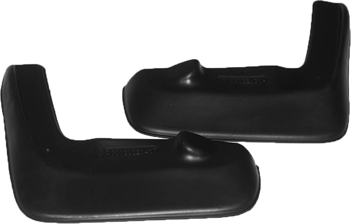 Комплект задних брызговиков L.Locker, для Honda Accord (07-)1004900000360Брызговики L.Locker изготовлены из высококачественного полиуретана. Уникальный состав брызговиков допускает их эксплуатацию в широком диапазоне температур: от -50°С до +80°С. Эффективно защищают кузов автомобиля от грязи и воды - формируют аэродинамический поток воздуха, создаваемый при движении вокруг кузова таким образом, чтобы максимально уменьшить образование грязевой измороси, оседающей на автомобиле. Разработаны индивидуально для каждой модели автомобиля, с эстетической точки зрения брызговики являются завершением колесной арки.