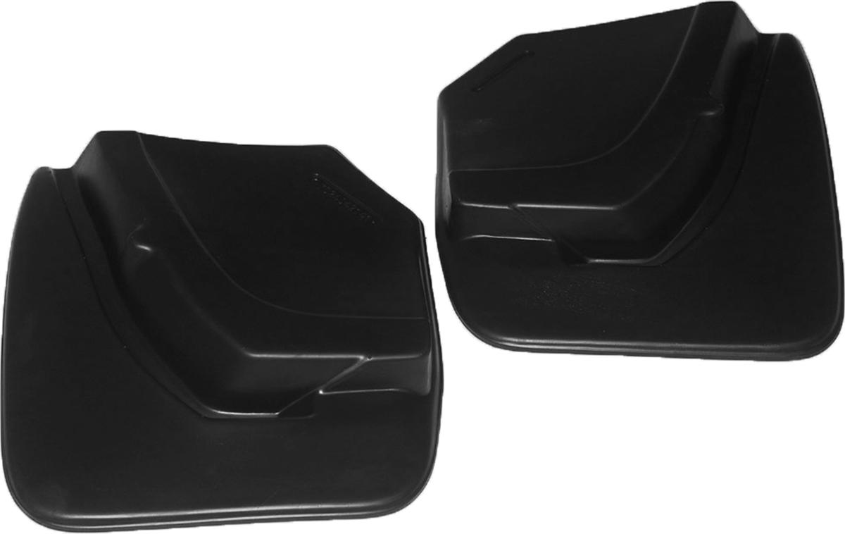 Комплект задних брызговиков L.Locker, для MG 3 Cross hb (13-)21395599Брызговики L.Locker изготовлены из высококачественного полиуретана. Уникальный состав брызговиков допускает их эксплуатацию в широком диапазоне температур: от -50°С до +80°С. Эффективно защищают кузов автомобиля от грязи и воды - формируют аэродинамический поток воздуха, создаваемый при движении вокруг кузова таким образом, чтобы максимально уменьшить образование грязевой измороси, оседающей на автомобиле. Разработаны индивидуально для каждой модели автомобиля, с эстетической точки зрения брызговики являются завершением колесной арки.