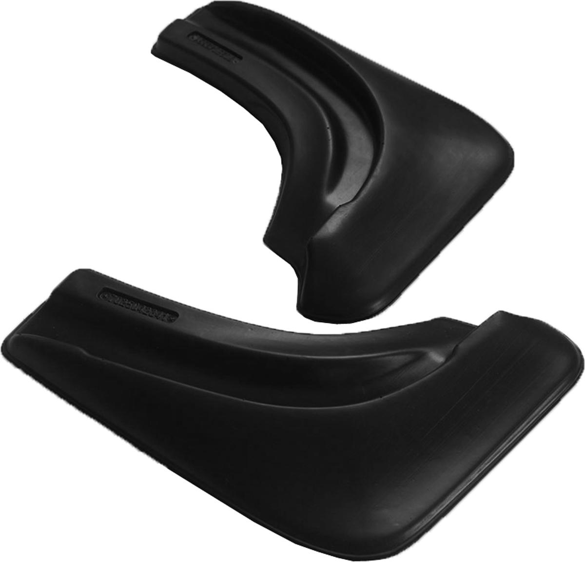 Комплект задних брызговиков L.Locker, для Geely Emgrand X7 (11-)2706 (ПО)Брызговики L.Locker изготовлены из высококачественного полиуретана. Уникальный состав брызговиков допускает их эксплуатацию в широком диапазоне температур: от -50°С до +80°С. Эффективно защищают кузов автомобиля от грязи и воды - формируют аэродинамический поток воздуха, создаваемый при движении вокруг кузова таким образом, чтобы максимально уменьшить образование грязевой измороси, оседающей на автомобиле. Разработаны индивидуально для каждой модели автомобиля, с эстетической точки зрения брызговики являются завершением колесной арки.