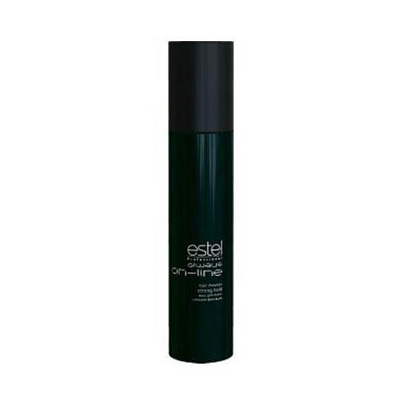 Estel Always On-Line Мусс для волос сильная фиксация 300 млMP59.4DEstel Always On-Line Мусс для волос сильная фиксация обеспечивает волосам длительную фиксацию и объём. Придает укладке чёткое очертание и фиксирует локоны. Делает волосы пластичными и податливыми к укладке.Профессиональная формула с витамином Е, провитамином B5 и экстрактом личи ухаживает за кожей головы, увлажняет, укрепляет волосы и придаёт им естественный блеск. Обладает антистатическим эффектом.
