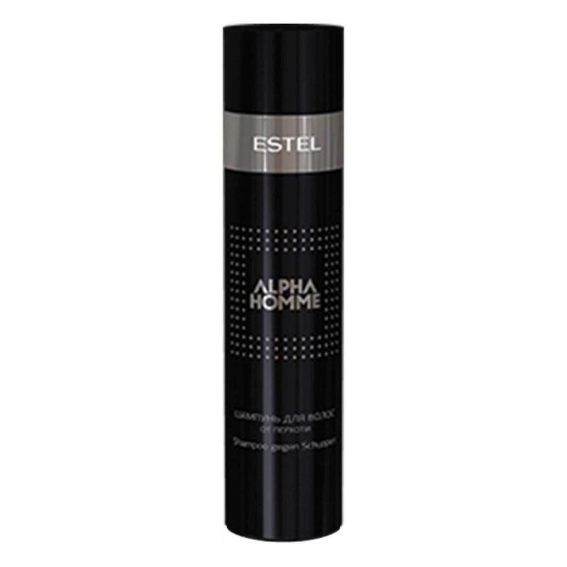 Estel Alpha Homme - Шампунь-активатор роста волос 250 млFS-00897Проблемы волос: Выпадение волос Правильные вещи – те, которые делятся энергией, а не отнимают ее. Шампунь-активатор специально создан для волос, которым необходим тонус. Благодаря содержанию кофеина шампунь активизирует кровообращение, питает волосяные луковицы, стимулирует рост волос и уменьшает их выпадение.Результат: Кофеин – стимулирует рост волос, тонизирует кожу головы Комплекс аминокислот – стимулирует рост волос, защищает кожу головы, увлажняет. Способ использования: нанесите на влажные волосы, вспеньте, смойте. Для максимального результата использовать в комплексе с энергетическим спреем для укрепления и роста волос ALPHA HOMME ESTEL. Подходит для ежедневного применения.