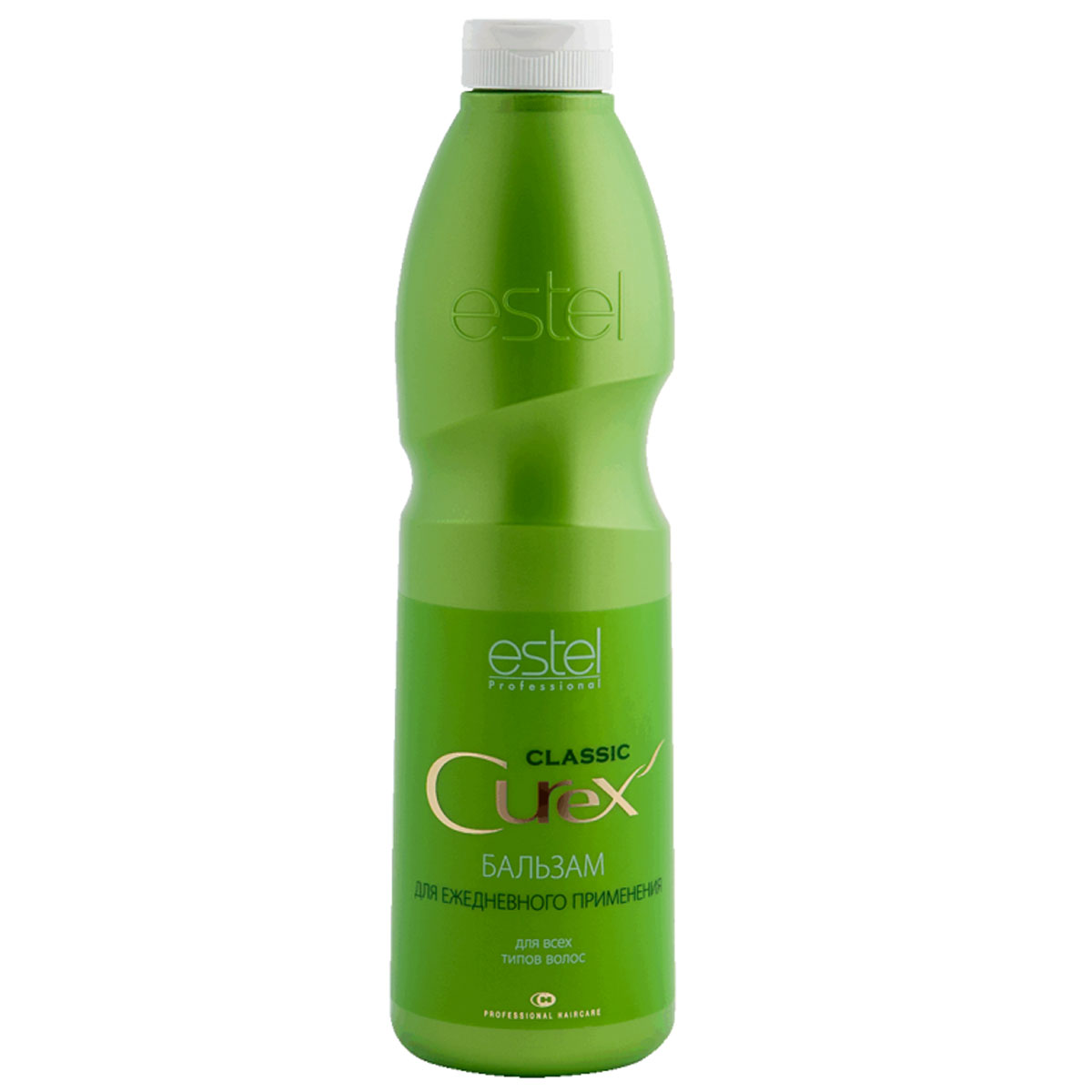 Estel Curex Classiс Бальзам Увлажнение и Питание для ежедневного применения 1000 млFS-36054Estel Curex Classic Бальзам «Увлажнение и Питание» обеспечивает интенсивное увлажнение и уход за волосами. Пантенол, витамин Е и масло авокадо питают и восстанавливают структуру волос, делают их мягкими, шелковистыми и блестящими.Хорошо кондиционирует волосы.Результат: легкость расчесывания, мягкость, шелковистость и блеск волос.